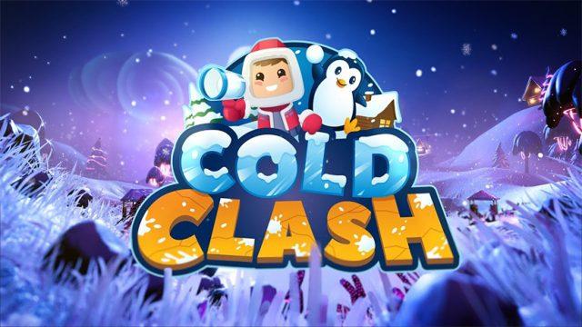 Cold Clash Title Screen