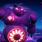 SIMURAI VR Game Giant Sumo Robot Boss 2