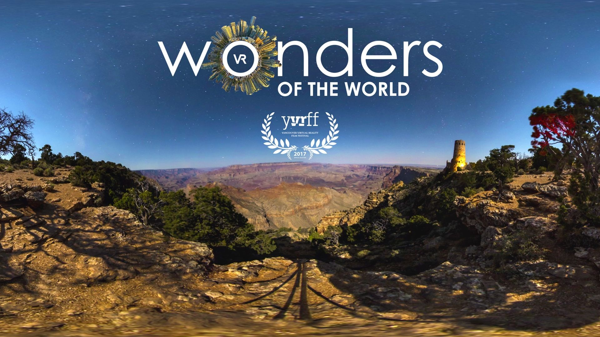 Wonders of the World Virtual Reality Film Poster